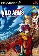 Wild Arms The 4th Detonator (2005) Pre-Owned Japan Sony Playstation 2 PS2 Import