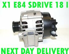 BMW X1 E84 SDRIVE 18 I  2010 2011 2012 2013 2014 > on NEW RMFD ALTERNTOR