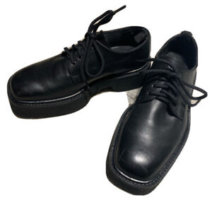 Eytys Style ASOS Platform Lace Up Shoes Size 6 Mens Or 7/8 Womens Worn Once.