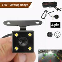 4Pin CCD Bus Trailer IR Night Vision Car Rear View Reverse Camera Bus Truck 5m