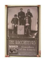 The Raconteurs Poster Consolers Of White Stripes Promo