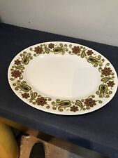 ridgway fiesta serving plate