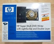 HP dvd840e Super Multi DVD Writer and LightScribe and Double Layer, New in Box!