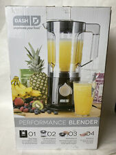 Dash Blender Performance Blender 1.5 Liter 300 Watts Variable Speeds Open Box