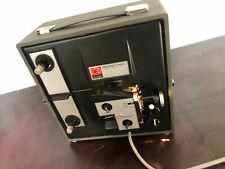 Filmprojektor Koffer Kodak Instamatic M60-L Movi  Projector In Hard Cfür Super 8