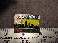 Canada Atlanta 1996  Olympic Pin and Small Canda Maple Leaf  Hat Pin