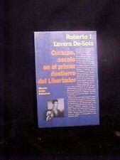 ROBERTO J.LOVERA DE-SOLA CURAZAO,ESCALA EN EL PREMIER DESTIERO DEL LIBERTADOR  A