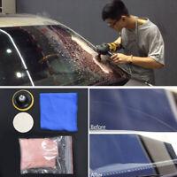 5x Lucidante Set Pastiglie Lucido Universale Auto Parabrezza Vetro Zero Rimuovi