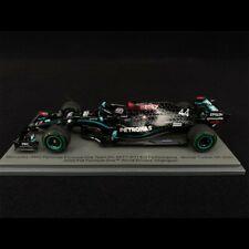Mercedes - AMG Petronas F1 n° 44 Champion du Monde 2020 Hamilton 1/43 Spark S648