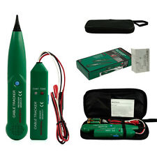 Telephone Network Cable Wire Line Finer Tone Generator Tracker Tester Tracer