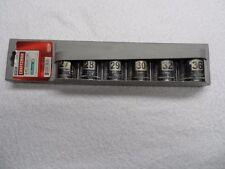 "Craftsman 1/2"" Drive Socket Set, USA, NOS (27-30, 32, 36 mm), 12pt - p/n 34575"