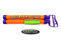 AQUA-ZOOKA 18 inch Double Barrel Super Soaker Bazooka Gun Water Toy