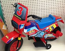 BIEMME moto motore motocicletta a batteria HONDA 750 XL vintage anni '80