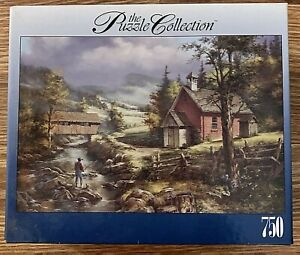 RoseArt Summertime Jigsaw Puzzle 750 Piece Not Counted