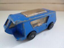 WigWam - Van Camper - Blue - Corgi - GT Britain