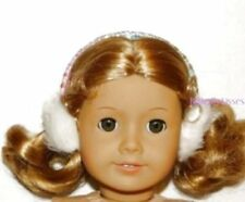 Ear Muffs Pastel Sparkle 18 in Doll Clothes Fits American Girl