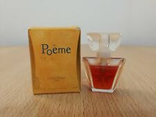 Poeme Lancome 7 ml EDP Miniature Mini Perfume Fragrance With Vaporizer