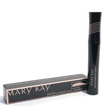 MARY KAY LASH LOVE LENGTHENING MASCARA~BLACK~CURVED BRUSH WAND!