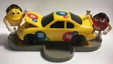 RARE-M & M  UNDER THE HOOD-CAR --CANDY DISPENSER (MIB)