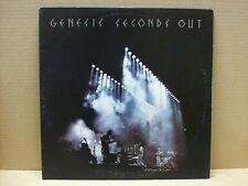 GENESIS - SECONDS OUT - 33 RPM - 2 LP - GATEFOLD - CHARISMA 1977