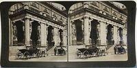 San Pietroburgo Hermitage Russie Fotografia Stereo Vintage Analogica