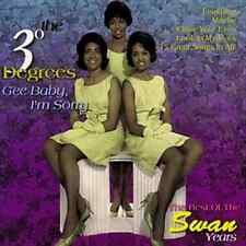 The Three Degrees: Gee Baby, I'm Sorry: The Best of The Swan Years NEW CD