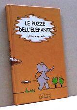 LE PUZZE DELL'ELEFANTE - Pittau e Gervais [libro, il castoro bambini]