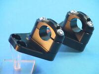 ABM Superbike Aufsatzadapter Kawasaki GPZ 1100 (ZXT10E) | 94-99 | schwarz