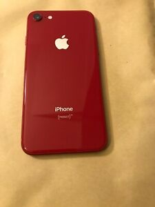 APPLE IPHONE 8 - Red - 64GB - ORIGINAL UNLOCKED - Grade A Excellent Condition