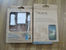 For Samsung Travel Adapter Adaptive Fast Charger Retail Box Galaxy Note 4 S6 S7