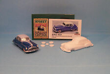SMC-601 1947 Buick Roadmaster 4-Door HO-1/87th Scale White Resin Kit  unfinished