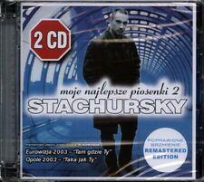 STACHURSKY moje najlepsze piosenki 2 (2 CD)