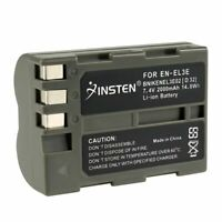 EN-EL3 ENEL3E 2000mAh Replacement Battery for NIKON D90 D100 D80 D70 D50 D300