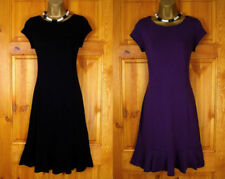 Viscose Party Dresses for Women with Cap Sleeve