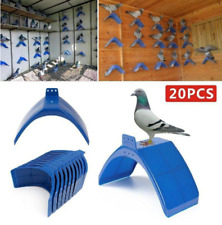 20Pcs Dove Rest Stand Frame Grill Dwelling Pigeon Perches Roost Bird Supplies US