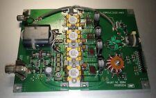 J.R.C Power Amplifier PC Board CAH-250