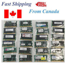 Mixed Laptop Ram Sodimm DDR DDR2 DDR 3 200 Pins Mixed Lot of 125 pcs