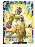 ♦Dragon Ball Super♦ Golden Freezer, le retour du Mal : BT2-062 SR -VF