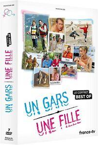 Un Gars, Une Fille Coffret 7 DVD  best of  Neuf sous blister (envoi en suivi)