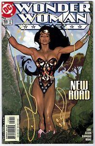 Wonder Woman #159 2000 ADAM HUGHES COVER 1st Print DC HOT