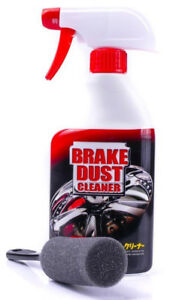 (37,48€/L) SOFT99 Brake Dust Cleaner Bremsstaub / Felgenreiniger + Bürste 400ml