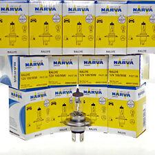 10x NARVA Glühlampe 48901 H4 Rally Lampen 12V 100 / 90 W Halogen Birne OFF ROAD