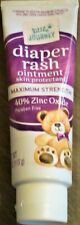 Case Of 30 Diaper Rash Ointment 4 Oz Tubes .Free Shipping .Closeouts