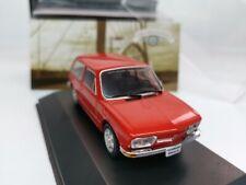 IXO 1:43 VW Brasilia 1975  Diecast Car Model Toy