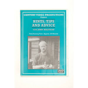 Hints, Tips and Advice - Pigeon DVD John Halstead