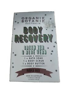 Organik Botanik Body Recovery Pamper Pack