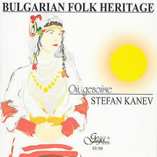 Bulgarian Folk Heritage / Stefan Kanev, New Music
