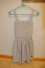 Abercrombie Kids Striped Dress Size- L