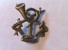 Belgian army armoured badge insigne blindee char h