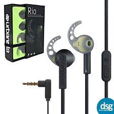 Urbanista Rio In-Ear Headphones Black Waterproof Sports Earphones